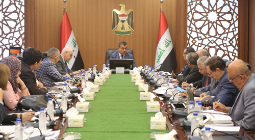 Alaq heads the joint strategic dialogue committee with the GCC countries 2018-11-06-2