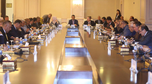 The General Secretariat of the Council of Ministers meets with the heads of the appointments committees in ministries and entities not affiliated with the Ministry, independent bodies and governorates regarding the government employment mechanism 2018-11-19
