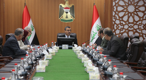 Secretary General of the Council of Ministers chairs the meeting of the Government Program Team 2018-2022 2019-01-13-1