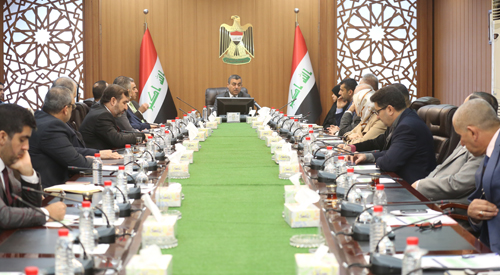 Council of the General Secretariat of the Council of Ministers holds its first meeting of 2019 2019-01-14-2
