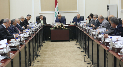 Council of Agents recommends addressing issues affecting food security in Iraq 2019-01-16-1