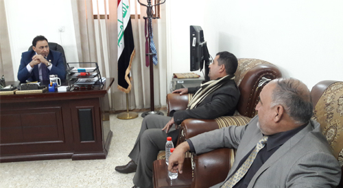 First Deputy Speaker of the House of Representatives emphasizes the need to develop a new mechanism to accelerate the completion of transactions of affected citizens 2019-01-17