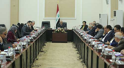 Secretary-General of the Council of Ministers stresses the need to overcome the obstacles that prevent the implementation of projects faltering 2019-02-21-01