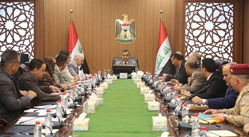 The General Secretariat of the Council of Ministers organizes a preparatory meeting for the Second Iraqi Economic Development Conference for 2019 2019-02-21-02