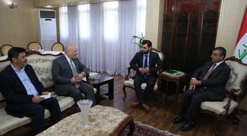 Secretary General of the Council of Ministers: The government is working with parallel plans to achieve stability and reconstruction in Sinjar district 2019-02-24-1
