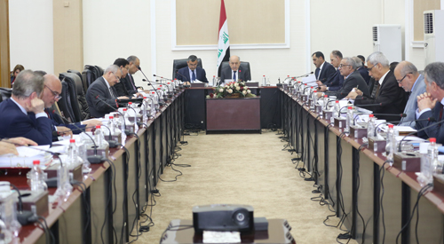 The Iraqi-Saudi Coordination Council will resume its meetings in preparation for the joint meeting in Baghdad next April 2019-03-03-1