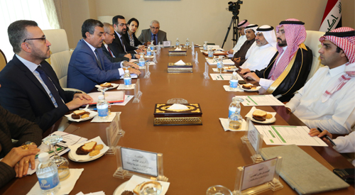 The Iraqi-Saudi Coordination Council is considering the agenda of the expanded meeting in April 2019-03-10-2