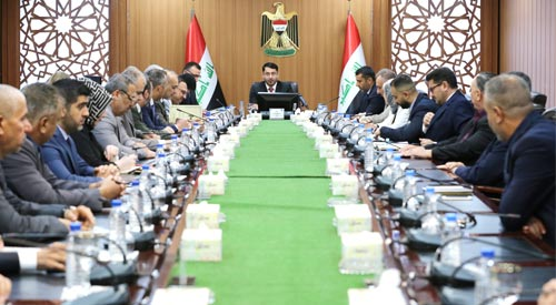 Council of the General Secretariat of the Council of Ministers discusses the formation of an opinion body to increase the effectiveness of the Secretariat and the Council of Ministers 2019-05-05