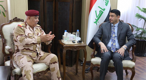Secretary-General of the Council of Ministers stresses the importance of government coordination between institutions to achieve security stability 2019-05-06-01