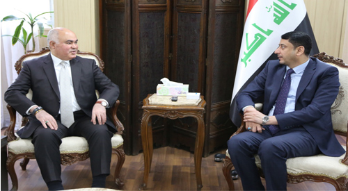 Secretary General of the Council of Ministers: Iraq has reconstructed its foreign relations, reflecting its cultural status 2019-05-08-01