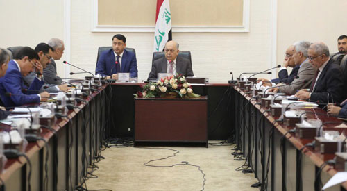 A high-ranking Saudi trade delegation in Baghdad to consolidate the overall rapprochement with Iraq - Page 2 2019-05-23