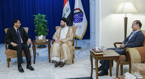 Secretary-General of the Council of Ministers and leader of the Alliance of Reform and Reconstruction stresses the importance of supporting the government to implement its government program 2019-06-02
