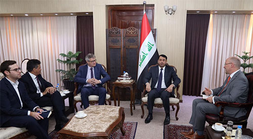 Secretary General of the Council of Ministers: Iraq has significant investment opportunities encouraging German companies to enter the Iraqi market 2019-07-27-02