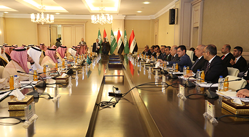 A high-ranking Saudi trade delegation in Baghdad to consolidate the overall rapprochement with Iraq 2019-4-7-2