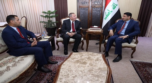 Iraq and Jordan sign memorandum on project implementation and reconstruction 2019-6-26-4